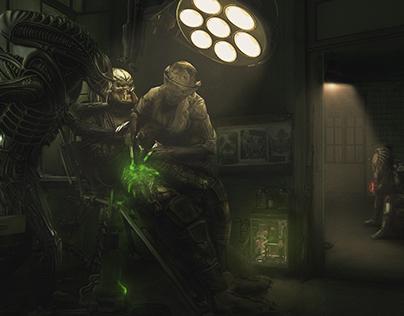 Predator's operation