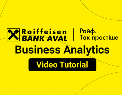 Business Analytics - Video Tutorial