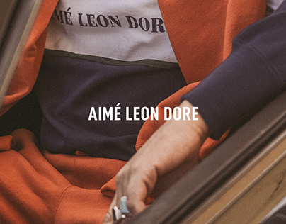 aimé leon dore ⏤ fw18.