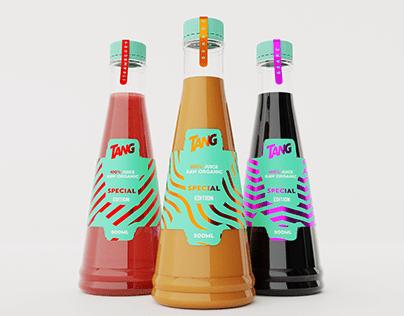 Tang Rebranding