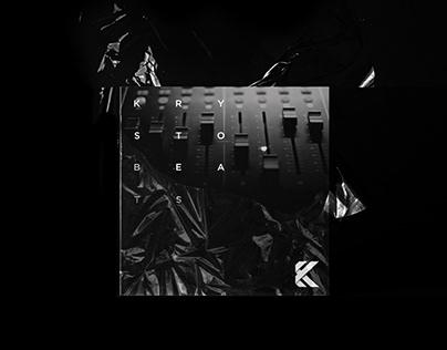 KRYSTO BEATS Logo Design