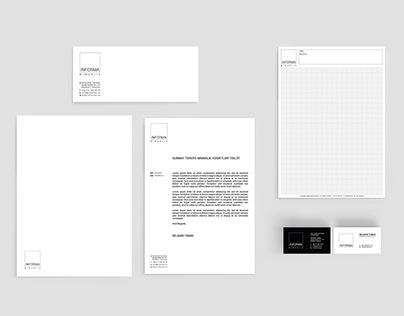 Informa Architecture - Visual Identity