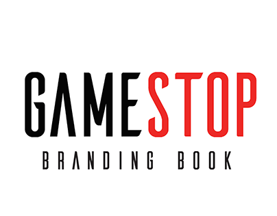 GameStop Re Brand Guidelines On Behance