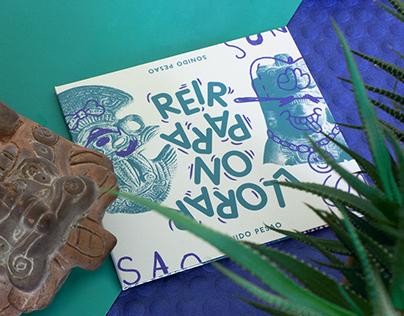 REIR PARA NO LLORAR – Album sleeve