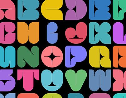 Tanga font