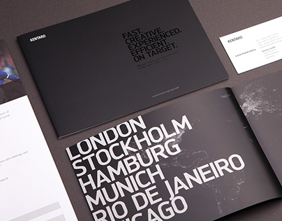 Kentaro Group Rebrand