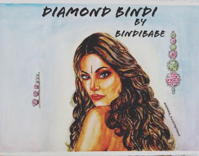The Diamond Bindi