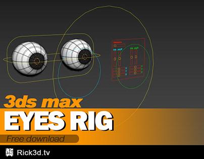 Eyes rig