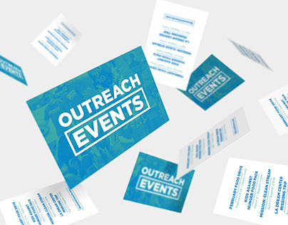 Outreach Events Card for Element Church