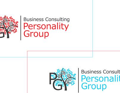 Логотип. Logo Personality Group