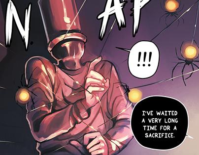 Teratoma (4pg comic)