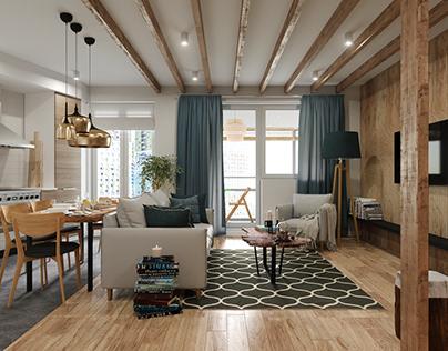 Aptekarsky Island Apartment