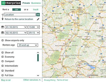 Enterprise Website Redesign