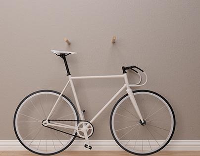 Minimal Fixie Bike