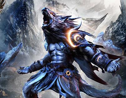 Werewolf Grim Peak