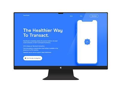 NairaPacket Landing Page