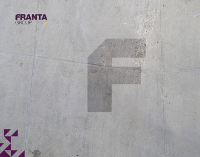 Project of Brand Identity for Franta Group