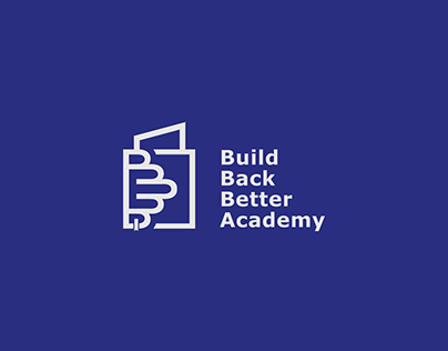 Logo for Build Back Better Academy -Consulting company