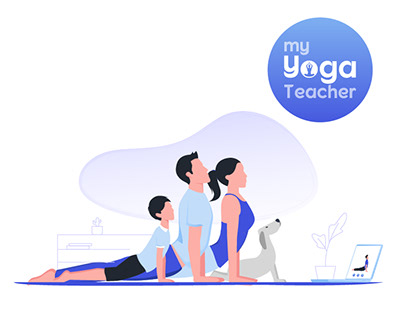 My Yoga Teacher-Explainer Video