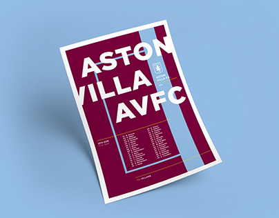 Premier League Team Posters