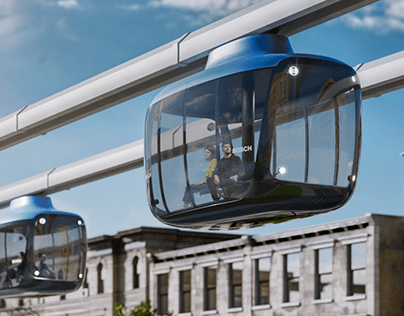 Bosch and the Future of Urban Transport