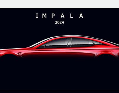 Chevrolet Impala Next Gen.