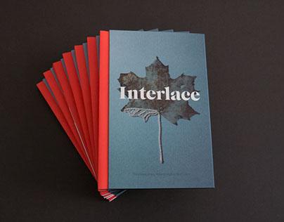 Interlace: exhibition catalogue