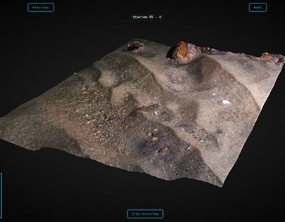 3D Seafloor Visualization