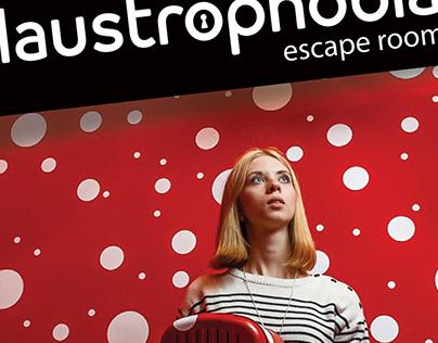 Random leaflets. Claustrophobia