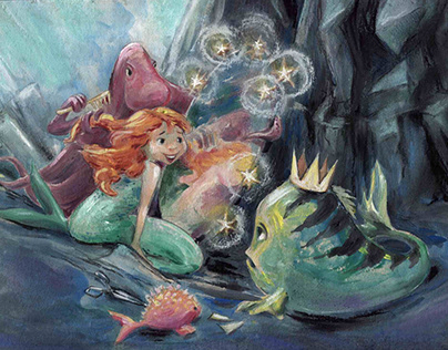 The Little Mermaid Show