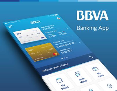 BBVA Mobile E-Banking App