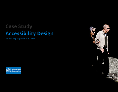 Accessibility Design Research (Think Design)