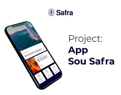 App Sou Safra | Case study