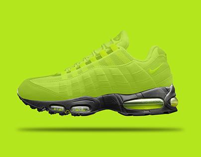 Nike Air Max 95 / Re-Envisioned