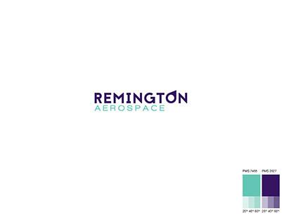 Remington Aerospace Logo Concepts