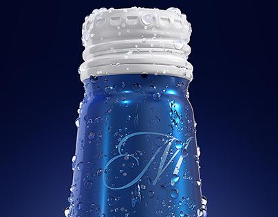 Michelob Ultra Aluminum Bottles