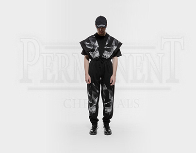 Permanent clothing - CHEMICALS collection