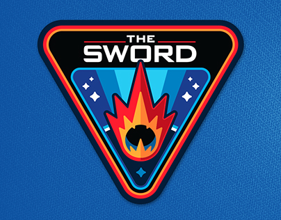 'The Sword' mission patches