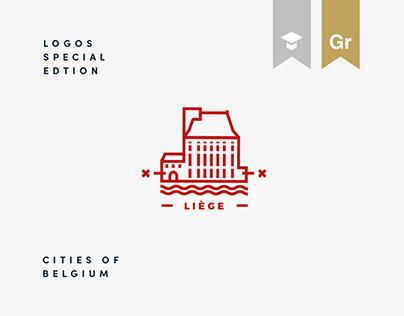 Logos Collection | Cities of Belgium