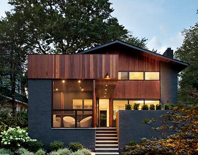 Stephenson House by Assembledge+