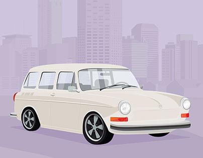Volkswagen Volktoberfest Poster