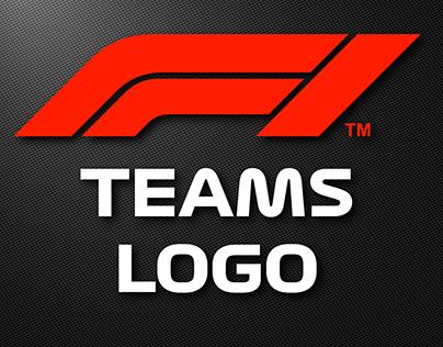 F1 Teams logo
