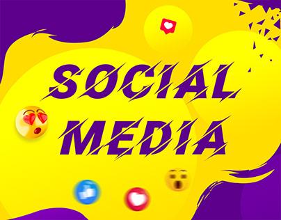 Social Media Luna Makeup