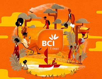 Orange World | BCI