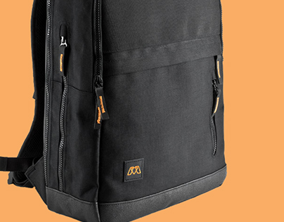 MOS Backpack - Charge on the Go