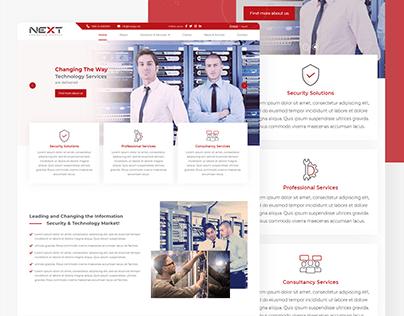 Next Generation Services Website