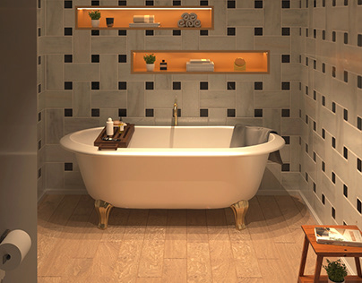 Bathroom Interior 03