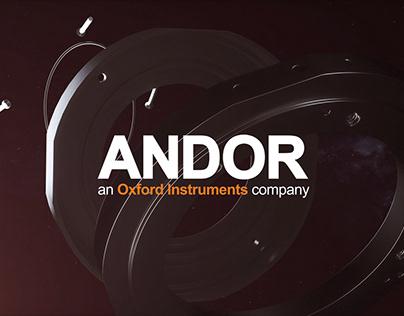 Oxford Instruments – Andor, Balor Reveal