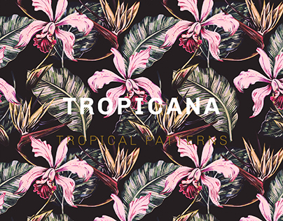 Tropical Exotic Patterns