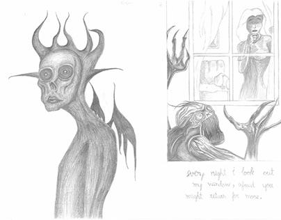 Demons (Album Cover)